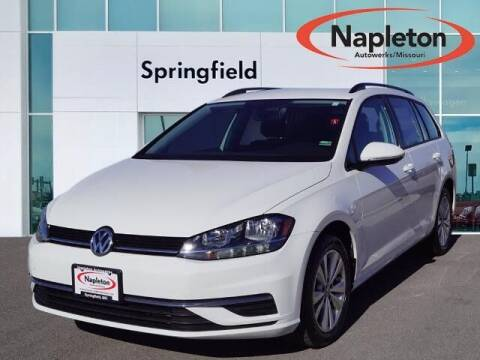 2019 Volkswagen Golf SportWagen for sale at Napleton Autowerks in Springfield MO