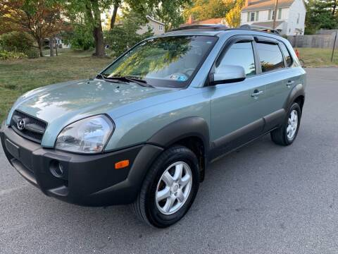 2005 Hyundai Tucson for sale at Via Roma Auto Sales in Columbus OH