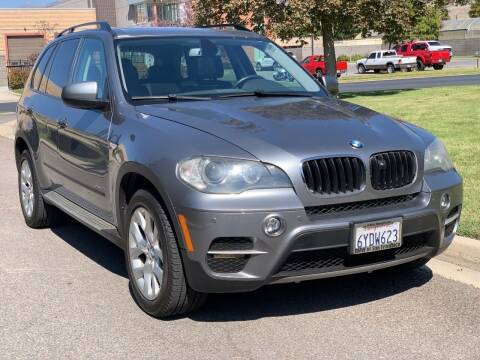 2011 BMW X5 for sale at A.I. Monroe Auto Sales in Bountiful UT