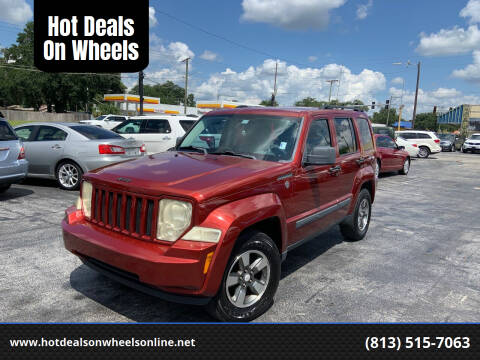 2008 Jeep Liberty for sale at Hot Deals On Wheels in Tampa FL
