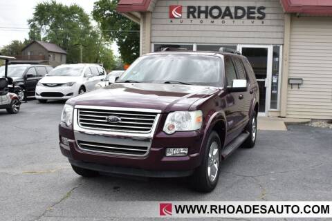 2006 Ford Explorer for sale at Rhoades Automotive in Columbia City IN