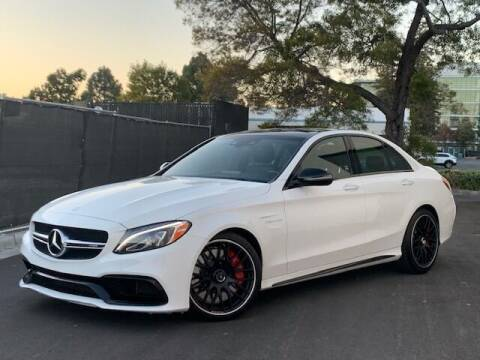 2018 Mercedes-Benz C-Class for sale at Z Carz Inc. in San Carlos CA