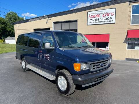 2007 Ford E-Series Wagon for sale at I-Deal Cars LLC in York PA