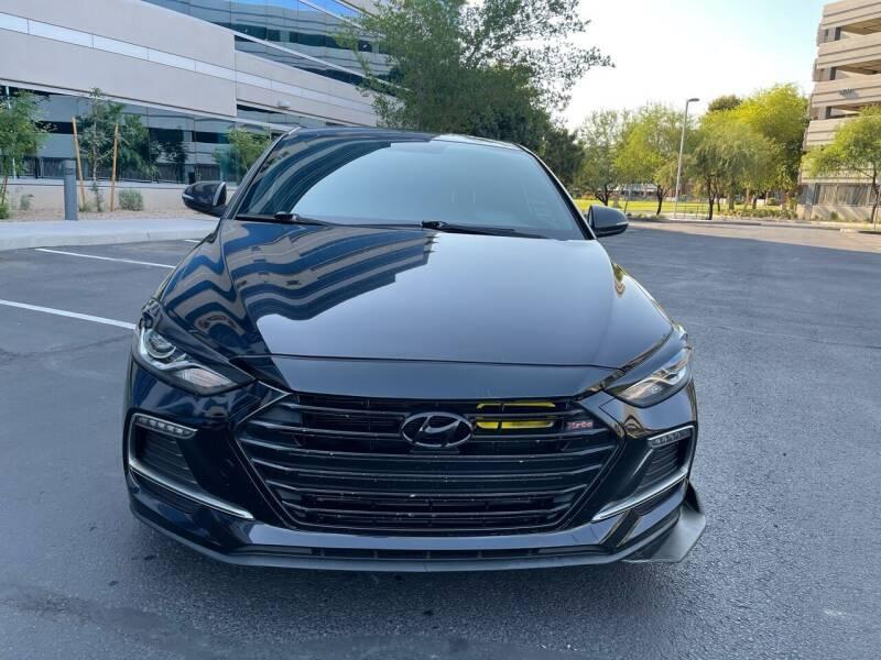 2017 Hyundai Elantra for sale in Tempe, AZ