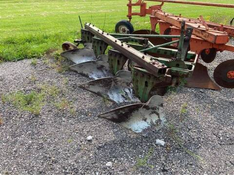 2021 Farm JD 4-Bottom Tractor Plow for sale at Ken's Auto Sales & Repairs in New Bloomfield MO