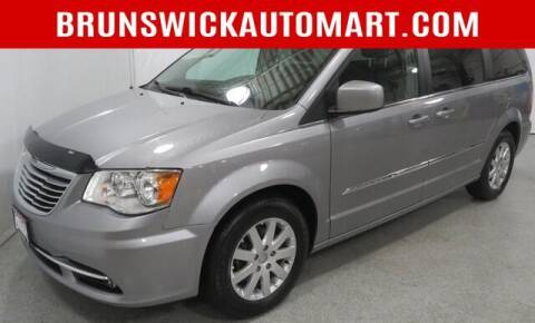 2016 Chrysler Town and Country for sale at Brunswick Auto Mart in Brunswick OH