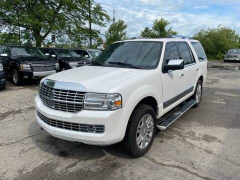 2012 Lincoln Navigator for sale at Dean's Auto Sales in Flint MI