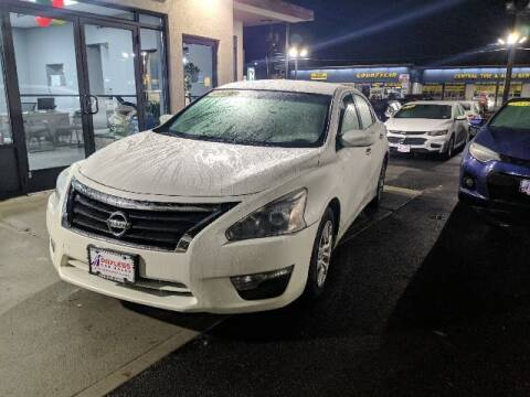 2015 Nissan Altima for sale at PAYLESS CAR SALES of South Amboy in South Amboy NJ