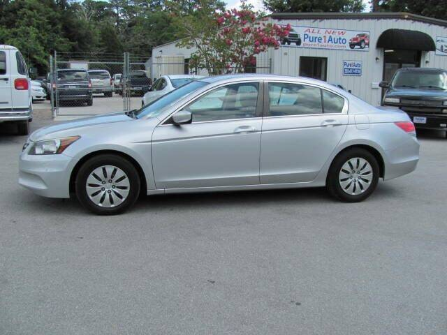 2012 Honda Accord for sale at Pure 1 Auto in New Bern NC