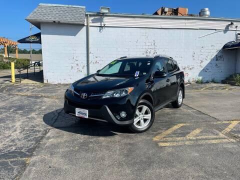 2013 Toyota RAV4 for sale at Santa Motors Inc in Rochester NY