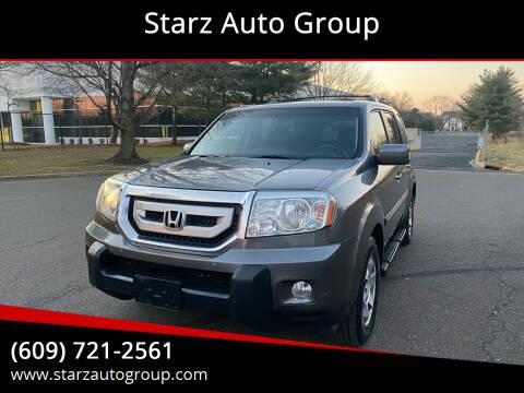 2010 Honda Pilot for sale at Starz Auto Group in Delran NJ