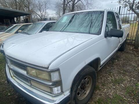 1998 Chevrolet C/K 2500 Series for sale at Ody's Autos in Houston TX