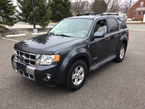 2008 Ford Escape Hybrid for sale at Bromax Auto Sales in South River NJ
