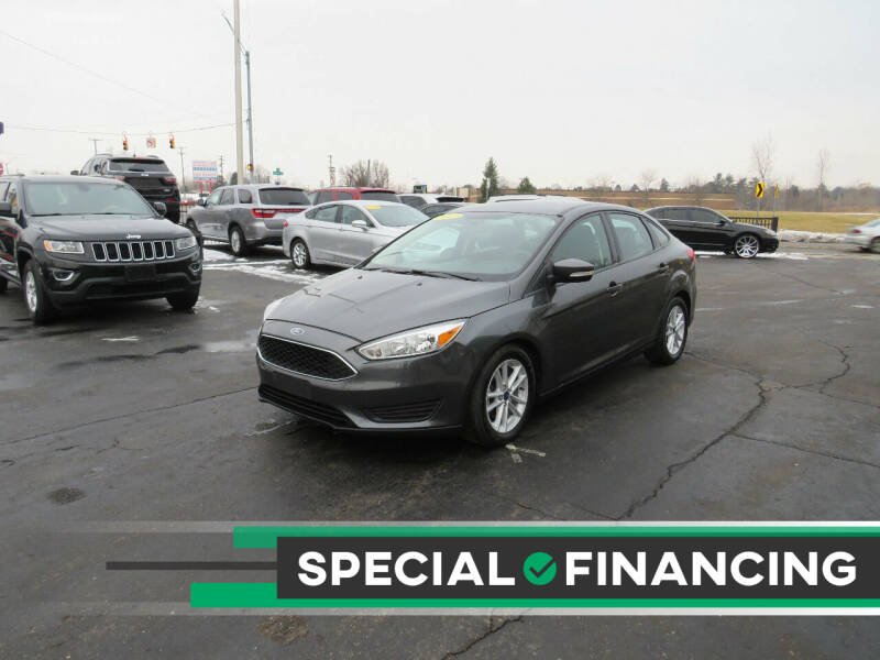 2017 Ford Focus for sale at A to Z Auto Financing in Waterford MI