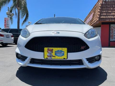 2014 Ford Fiesta for sale at CARSTER in Huntington Beach CA