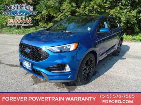 2021 Ford Edge for sale at Fort Dodge Ford Lincoln Toyota in Fort Dodge IA