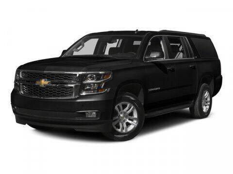 2015 Chevrolet Suburban for sale at Loganville Quick Lane and Tire Center in Loganville GA