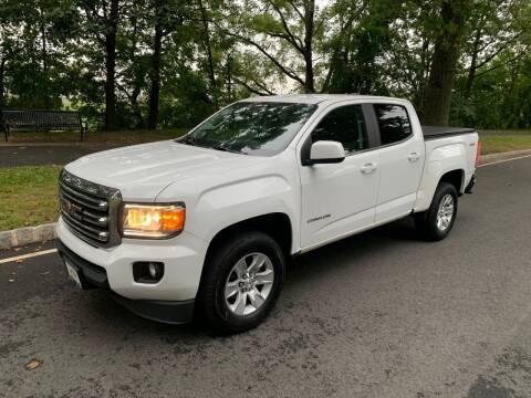 2017 GMC Canyon for sale at Crazy Cars Auto Sale in Jersey City NJ
