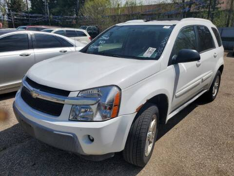 2005 Chevrolet Equinox for sale at Extreme Auto Sales LLC. in Wautoma WI