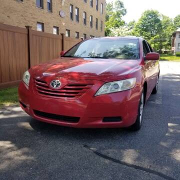 2007 Toyota Camry for sale at Boston Auto World in Quincy MA
