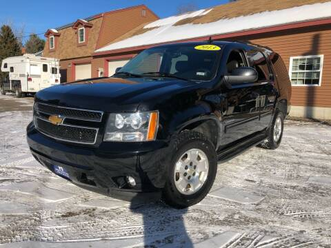2013 Chevrolet Tahoe for sale at Hornes Auto Sales LLC in Epping NH