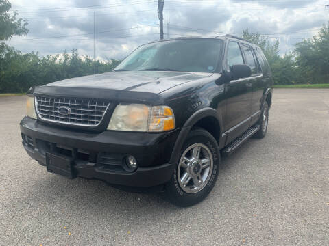 2003 Ford Explorer for sale at Craven Cars in Louisville KY