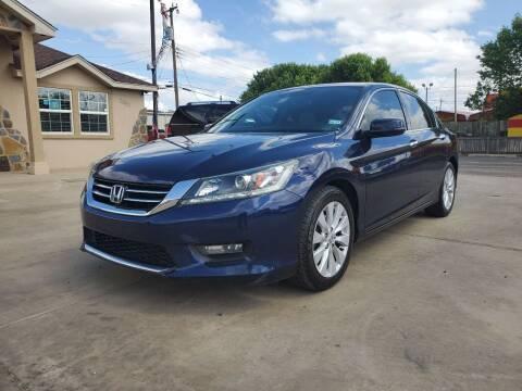 2015 Honda Accord for sale at Texas Premiere Autos in Amarillo TX