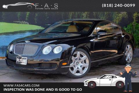 2005 Bentley Continental for sale at Best Car Buy in Glendale CA