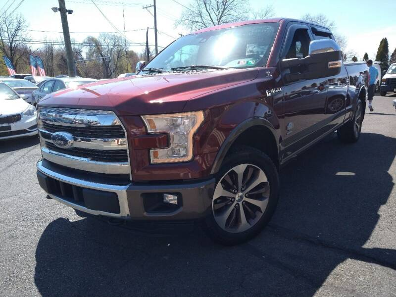 2015 Ford F-150 for sale at P J McCafferty Inc in Langhorne PA