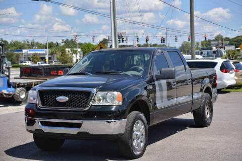 2007 Ford F-150 for sale at Motor Car Concepts II - Kirkman Location in Orlando FL