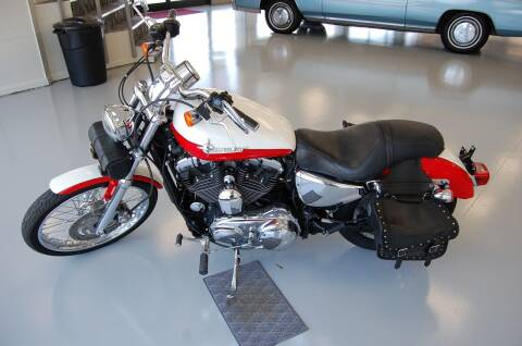 2008 Harley Davidson Sportster for sale at Modern Motors - Thomasville INC in Thomasville NC