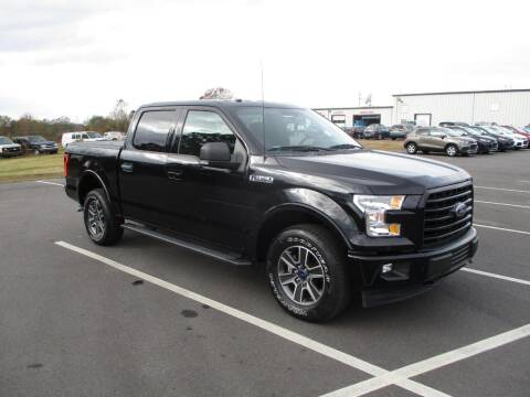 2017 Ford F-150 for sale at Auto Gallery Chevrolet in Commerce GA