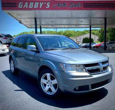 2009 Dodge Journey for sale at GABBY'S AUTO SALES in Valparaiso IN