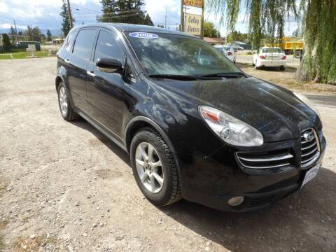 2006 Subaru B9 Tribeca for sale at VALLEY MOTORS in Kalispell MT