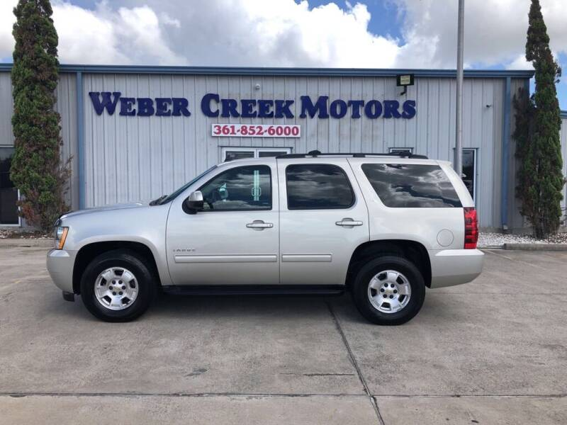 2013 Chevrolet Tahoe for sale at Weber Creek Motors in Corpus Christi TX
