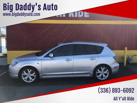 2007 Mazda MAZDA3 for sale at Big Daddy's Auto in Winston-Salem NC