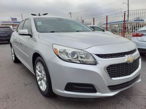 2015 Chevrolet Malibu for sale at Julian Auto Sales, Inc. - Number 1 Car Company in Detroit MI