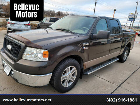 2006 Ford F-150 for sale at Bellevue Motors in Bellevue NE
