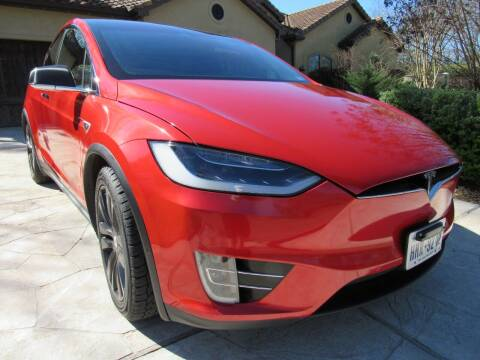 2016 Tesla Model X for sale at Park and Sell in Conroe TX
