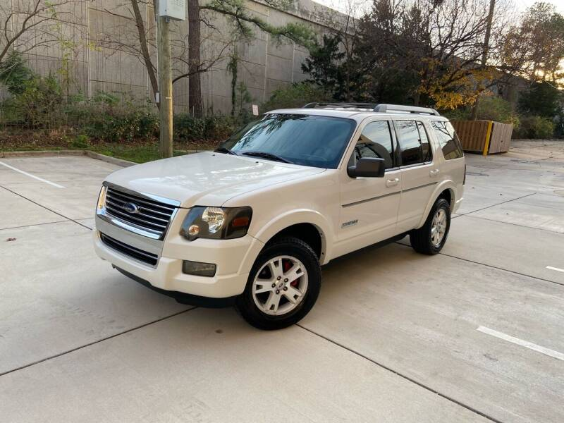 2008 Ford Explorer for sale at Total Package Auto in Alexandria VA