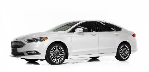 2017 Ford Fusion for sale at Houston Auto Credit in Houston TX