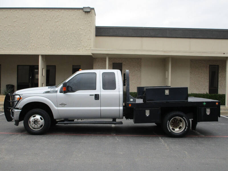 2011 Ford F-350 Super Duty 4x4 XLT 4dr SuperCab 162 in. WB DRW Chassis - Dallas TX