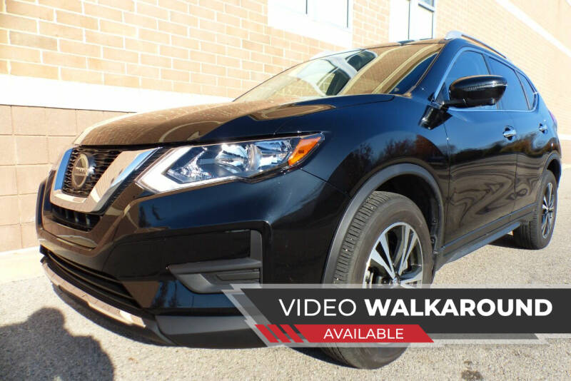 2020 Nissan Rogue for sale at Macomb Automotive Group in New Haven MI