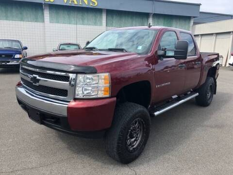 2008 Chevrolet Silverado 1500 for sale at TacomaAutoLoans.com in Tacoma WA