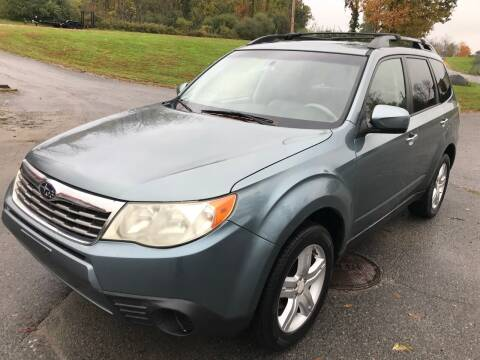 2010 Subaru Forester for sale at Putnam Auto Sales Inc in Carmel NY