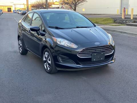 2016 Ford Fiesta for sale at Washington Auto Sales in Tacoma WA