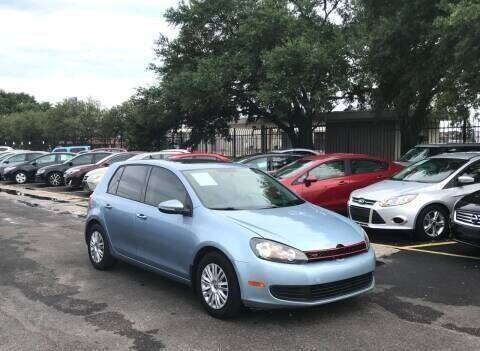 2012 Volkswagen Golf for sale at Auto Imports in Houston TX