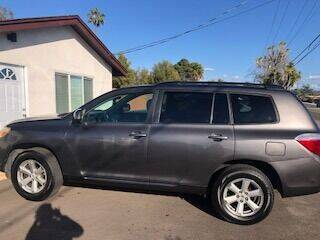 2009 Toyota Highlander for sale at Online Auto Group Inc in San Diego CA