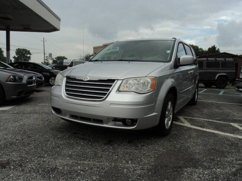 2010 Chrysler Town and Country for sale at Indy Star Motors in Indianapolis IN