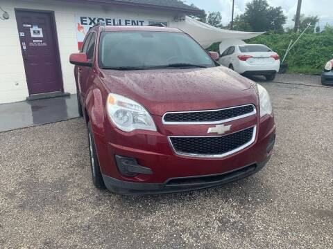 2011 Chevrolet Equinox for sale at Excellent Autos of Orlando in Orlando FL
